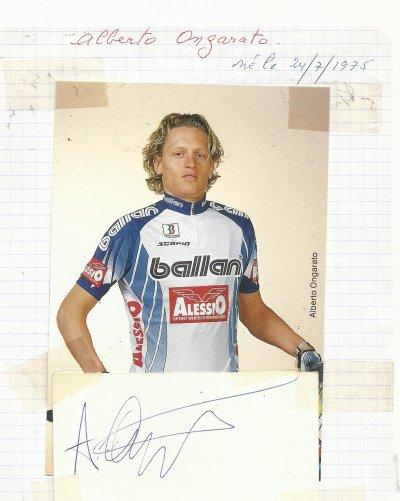 mes autographes de cyclistes  O