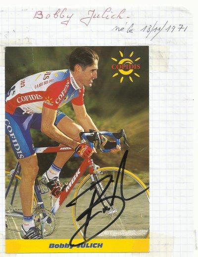 mes autographes de cyclistes  J