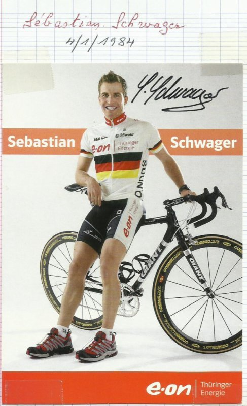 sebastian schwager
