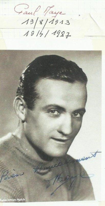paul maye
