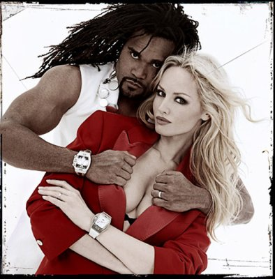 christian et adriana karembeu mariage de stars. Black Bedroom Furniture Sets. Home Design Ideas