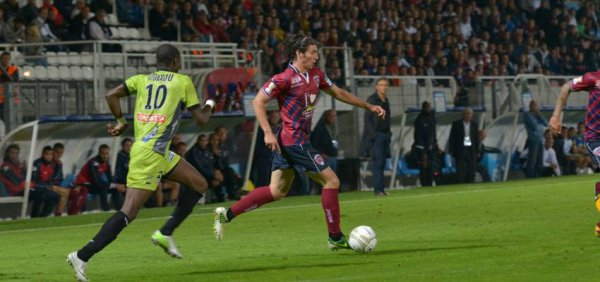 Coupe de La Ligue : Clermont 0 -1  Tours