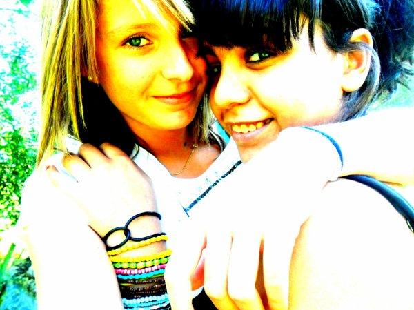 Ma meilleure amie!  ܤ
