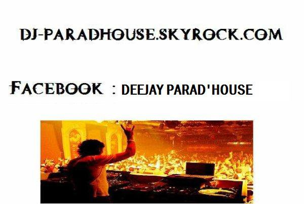 Deejay paradhouse sur facebook !