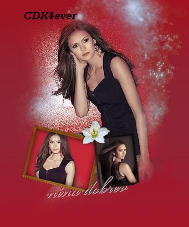 ♥♥Nina Dobrev ♥♥