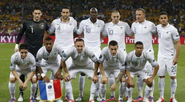 Euro 2012 Phase De Poules France Suede 18 Juin 2012 Equipe De France De Football