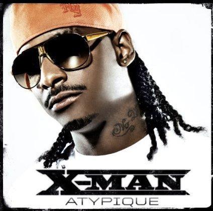 ALBUM X MAN ( Atypique 2011) by Tropikal ziik