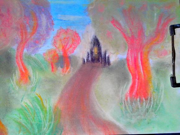 Arts plastiques et pastels secs