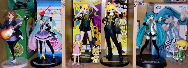 Figurine 10th Hatsune Miku & autres achats !