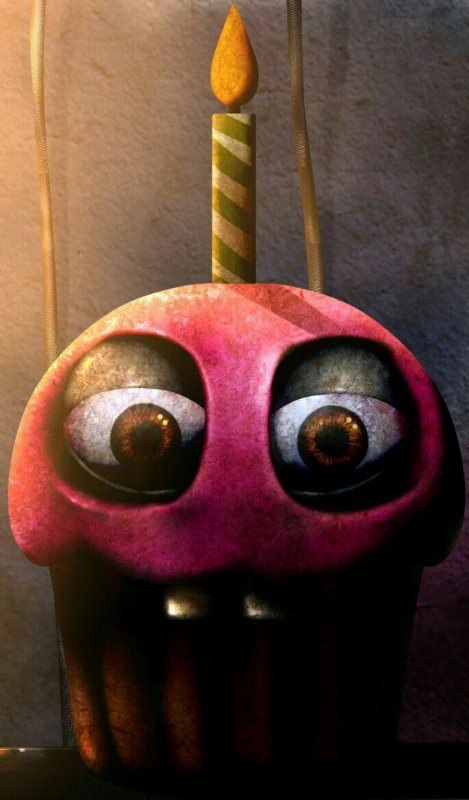 Five nights at Freddy's /Carl the Cupcake/