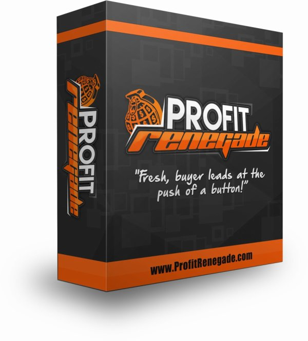 Profit Renegade TRUTH review and EXCLUSIVE $25000 BONUS
