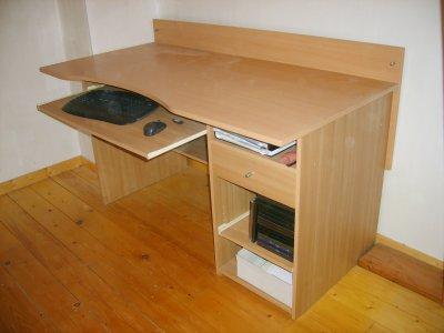 A vendre bureau d ordinateur la caverne à stef
