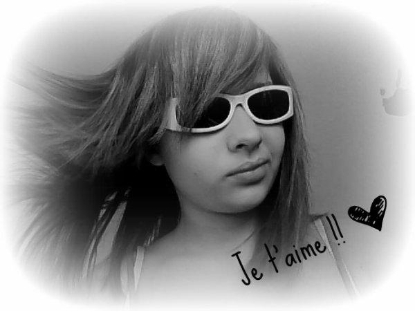 Les cheveux dans le vent... je t'aime toujours autant !! ♥