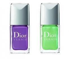 Vernis couleurs Dior