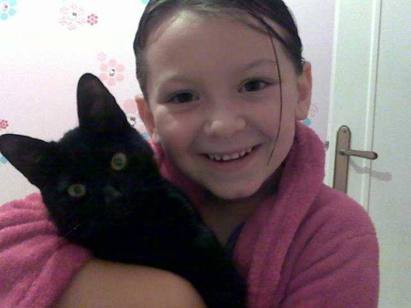 Ma fierté et notre chaton