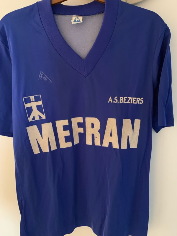 Maillot as Beziers no12