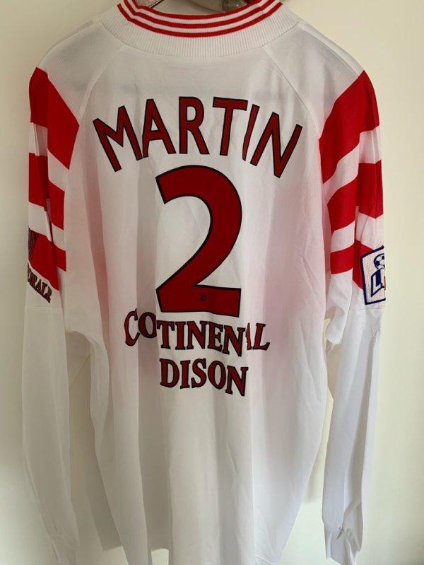Maillot as Monaco 97 eurest portez no2 Martin