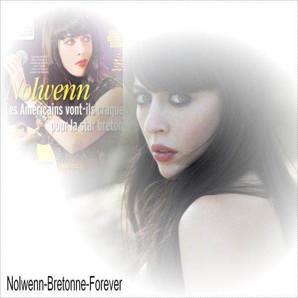 Nolwenn élue Bretonne de l'année♥!!