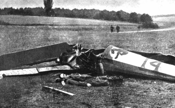 construction nieuport 28