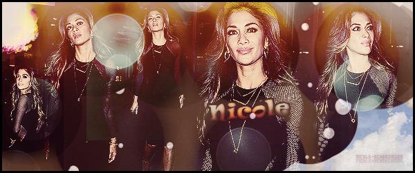 . Bienvenue sur Nicole Scherzinger, votre nouvelle source sur la belle chanteuse Nicole S. Suivez toute l'actualité de Nicole grâce à votre blog source et ses nombreux articles contenant des candids, photo-shoots, événements et plus. .