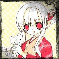 Un poireau et une mandarin contre une jeune fille (Miku et Rin: Quelle gâchis!)