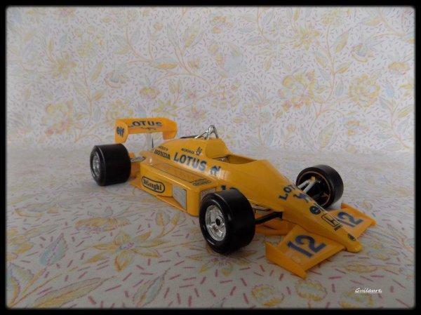 Lotus  97 T.