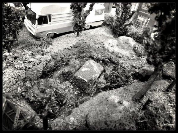 Camping sauvage.  (5)