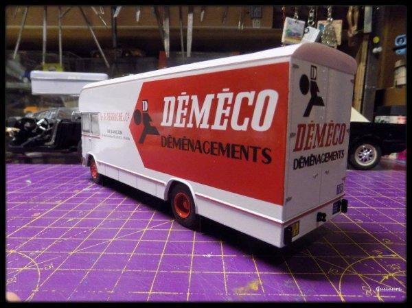 """Berliet GBK """"Demeco""""."""