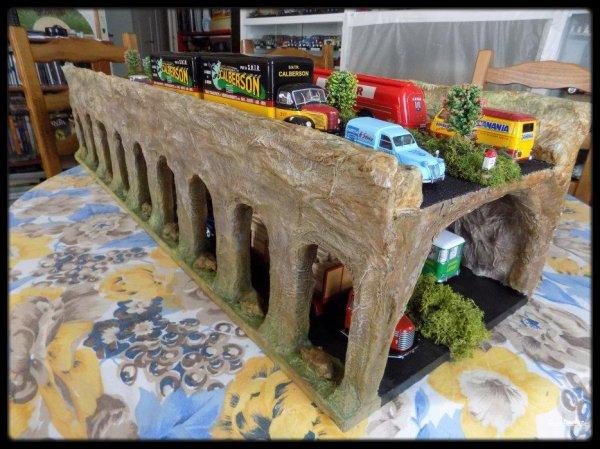 """Diorama """"Arches""""."""