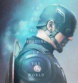 Steve Rogers # Captain America