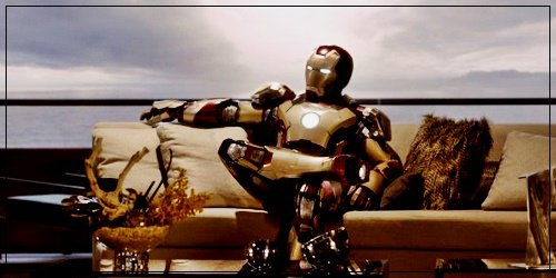 Tony Stark # Iron Man