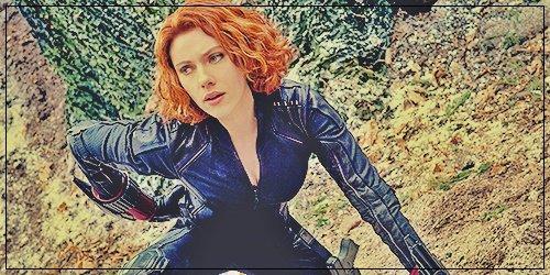 Natasha Romanoff # Black Widow