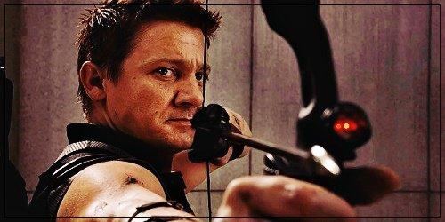 Clint Barton # Hawkeye