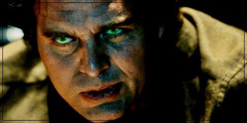 Bruce Banner # Hulk