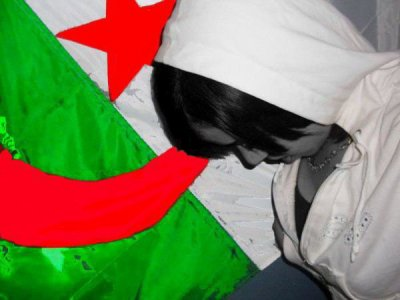 vive  l' algerie