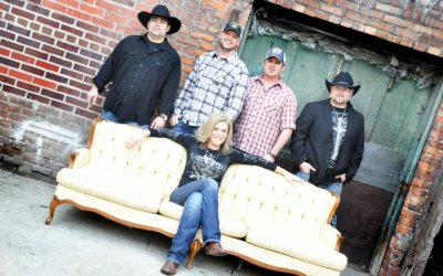 COPPER MOUNTAIN BAND - COWGIRL LIKE ME BY
