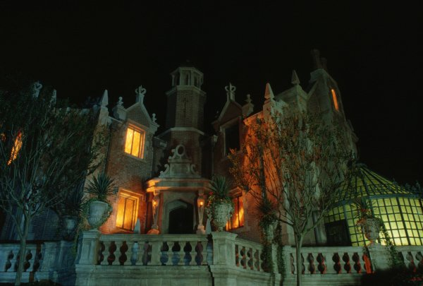 Bientôt la visite de la Haunted Mansion au Magic Kingdom en Floride!