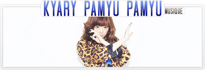 Kyary Pamyu Pamyu
