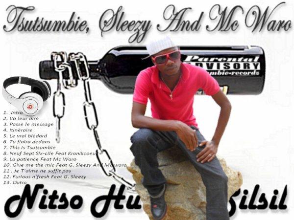 """La Mixtape """"Nitso Hurema Silsil"""" Volume 1"""
