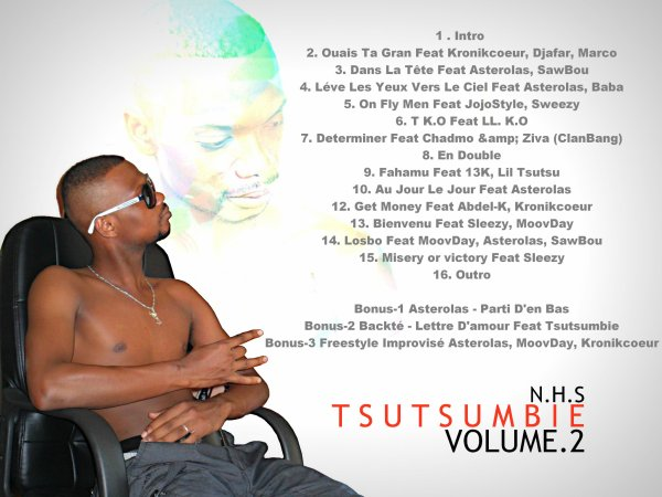 Nitso Hurema Silsil Vol.2  / Fahamu Feat 13K, Lil Tsutsu (2012)