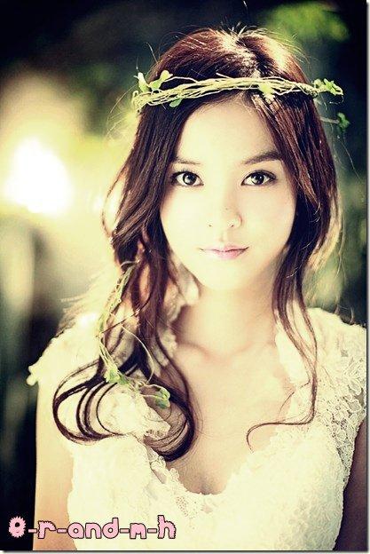 Un coup de coeur pour Woori ( Kim Yun Hye )