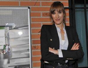 Cristina Alcazar di Marina