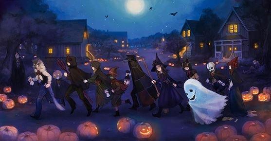 Halloween to Yoru no Monogatari - Maxi Single [09/10/13]