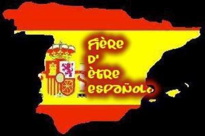Espagne, une fierté