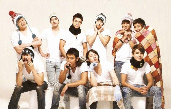 Super Junior (Présentation 1)