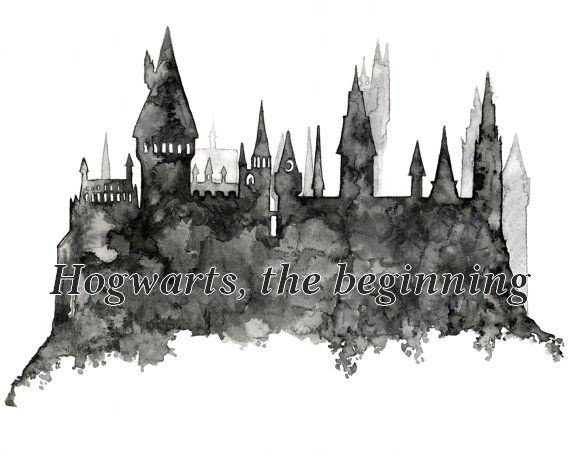 Hogwarts, the beginning