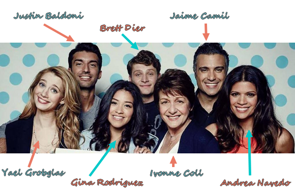 » Fiche Episode  : Jane The Virgin » There are many Jesus Christs. There is only one Jane. - Rogelio ____________________________________________________Création - Décoration