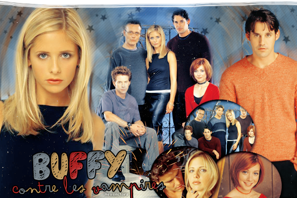 » Fiche Episode : BUFFY CONTRE LES VAMPIRES » No weapons, no friends, no hope. Take all that away, and what's left?.. - Angelus ___________________________________Création - Décoration
