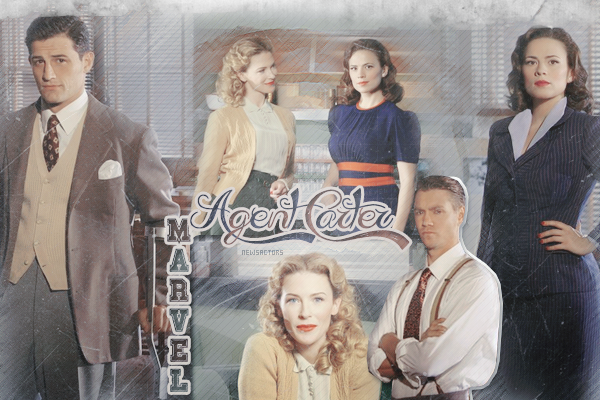 » Fiche Episode  : MARVEL : AGENT CARTER » I may not always be truthful with Anna, but I am always honest. - Jarvis _____________________________________Création - Décoration