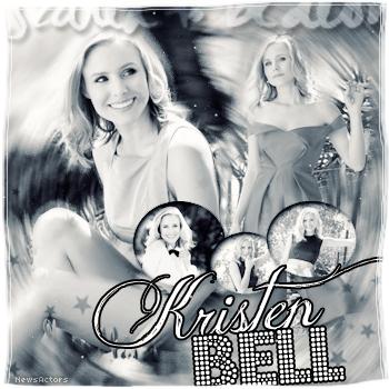» Fiche Acteur : Kristen Bell________________________________________________________________________________Création - Décoration